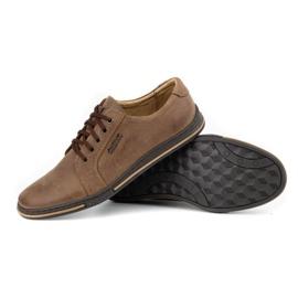 Polbut Men's shoes 320 brown 4