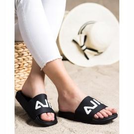 SHELOVET Comfortable Slippers black 2