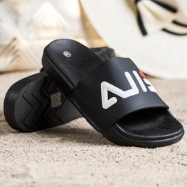 SHELOVET Comfortable Slippers black 1