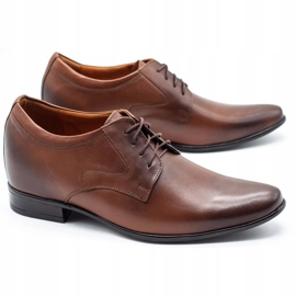 Olivier Men's formal shoes P11 increasing the covered wedge brown 1
