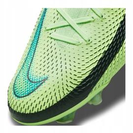 Nike Phantom Gt Elite Dynamic Fit Fg M CW6589 303 football shoe multicolored green 2