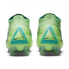 Nike Phantom Gt Elite Dynamic Fit Fg M CW6589 303 football shoe multicolored green 3