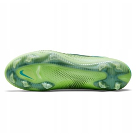 Nike Phantom Gt Elite Dynamic Fit Fg M CW6589 303 football shoe multicolored green 5