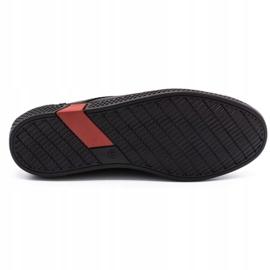 Olivier Men's casual shoes 302GT black 1