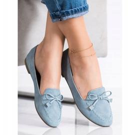 Nio Nio Stylish blue loafers 3