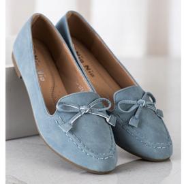 Nio Nio Stylish blue loafers 2