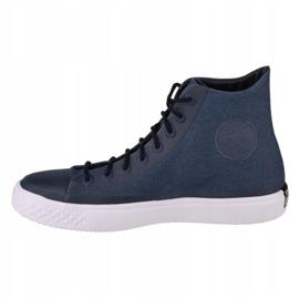 Converse Chuck Taylor All Star Modern Denim Hi M 158841C navy blue 1