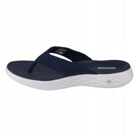 Skechers On The Go 600 Sunny W 140037-NVY navy blue 1