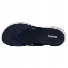 Skechers On The Go 600 Sunny W 140037-NVY navy blue 2