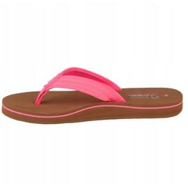 Skechers Bobs Sunset Neon Summer W 57116-NPNK black pink 1