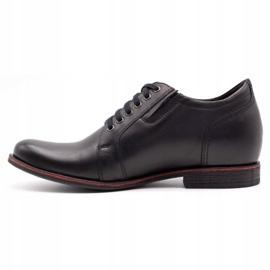 Olivier Black men's increasing shoes P24 1