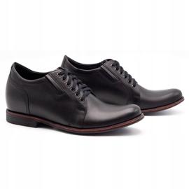 Olivier Black men's increasing shoes P24 2