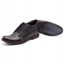 Olivier Black men's increasing shoes P24 3