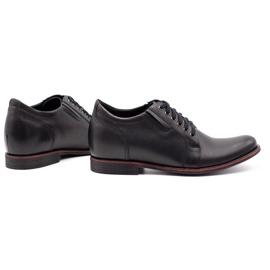 Olivier Black men's increasing shoes P24 4