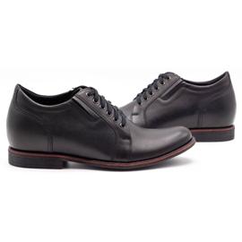 Olivier Black men's increasing shoes P24 5