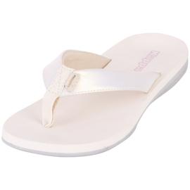 Kappa Ivie white women's slippers 242979 1017 multicolored 3