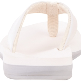 Kappa Ivie white women's slippers 242979 1017 multicolored 4
