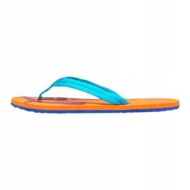Puma Epic Flip v2 slippers orange 360248 52 blue 2
