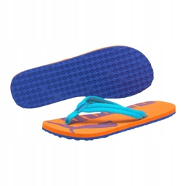 Puma Epic Flip v2 slippers orange 360248 52 blue 5