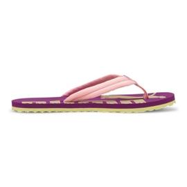 Puma Epic Flip v2 women's slippers purple 360248 53 pink 1