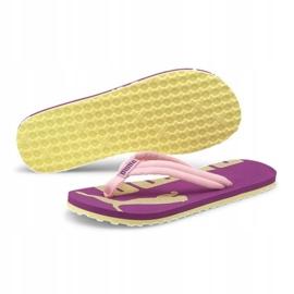 Puma Epic Flip v2 women's slippers purple 360248 53 pink 5