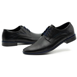Lukas Men's formal shoes 256N black 6