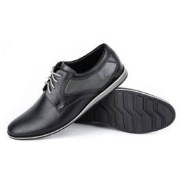 Lukas Men's casual shoes 275LU black 3