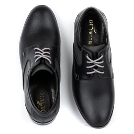 Lukas Men's casual shoes 275LU black 7