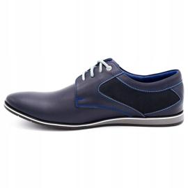 Lukas Men's casual shoes 275LU navy blue 1