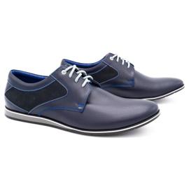 Lukas Men's casual shoes 275LU navy blue 2