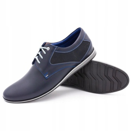 Lukas Men's casual shoes 275LU navy blue 3