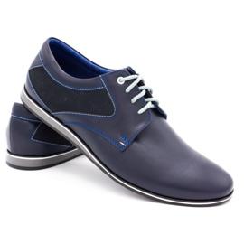 Lukas Men's casual shoes 275LU navy blue 4