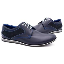 Lukas Men's casual shoes 275LU navy blue 5