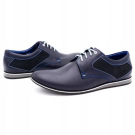 Lukas Men's casual shoes 275LU navy blue 6