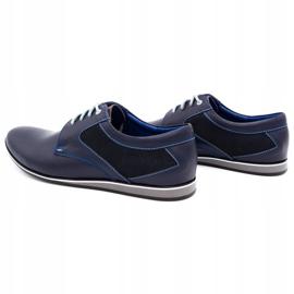 Lukas Men's casual shoes 275LU navy blue 7