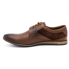 Lukas Casual men's shoes 275LU brown 2
