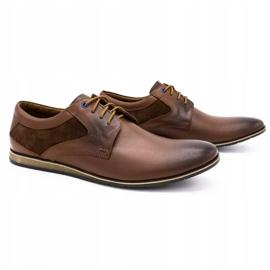 Lukas Casual men's shoes 275LU brown 3