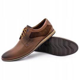 Lukas Casual men's shoes 275LU brown 4