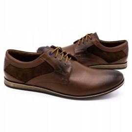 Lukas Casual men's shoes 275LU brown 6