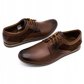 Lukas Casual men's shoes 275LU brown 8