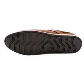 Lukas Casual men's shoes 275LU brown 9