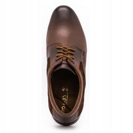 Lukas Casual men's shoes 275LU brown 1