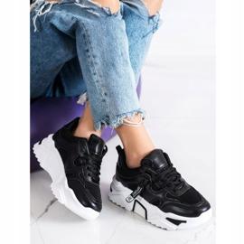 Sweet Shoes Fashion Sport Sneakers black 3