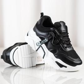 Sweet Shoes Fashion Sport Sneakers black 1