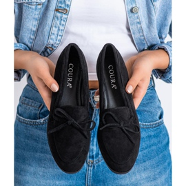 Coura Classic Loafers black 3