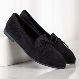 Coura Classic Loafers black 2