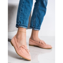 Coura Classic Loafers pink 1