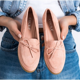 Coura Classic Loafers pink 3
