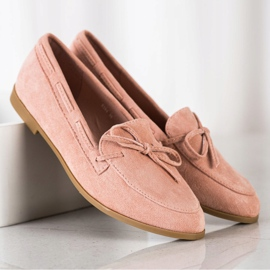 Coura Classic Loafers pink 2