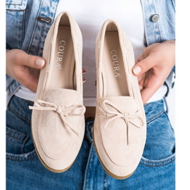 Coura Classic Loafers beige 3